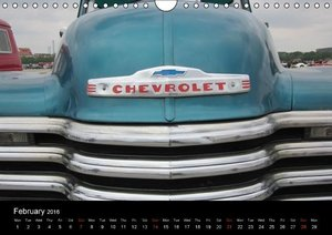 Classic Cars / UK-Version (Wall Calendar 2016 DIN A4 Landscape)