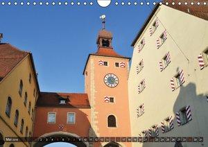 Die Farben von Regensburg (Wandkalender 2016 DIN A4 quer)