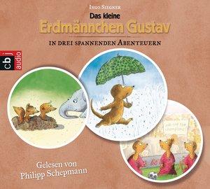 Das kleine Erdmännchen Gustav in drei spannenden Abenteuern