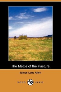 METTLE OF THE PASTURE (DODO PR