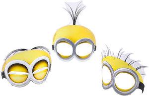 Minions Masken 6 Stück
