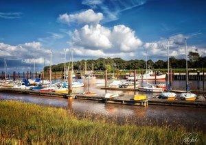 Friesland - Nordseebad Dangast (Posterbuch DIN A3 quer)