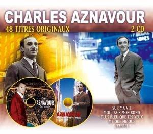 Aznavour - 48 Titres Originaux