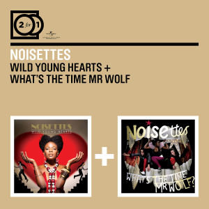 2 For 1: Wild Young Hearts/What's The Time Mr Wo