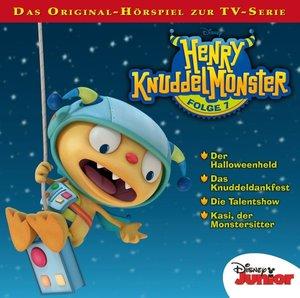 Disney - Henry Knuddelmonster 07