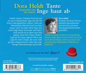 Tante Inge Haut Ab-Autorinnenlesung