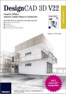 DesignCAD 3D Max V22 Planen & Architektur