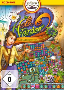 Purple Hills: Hello Venice 2 (Match-3-Spiel)