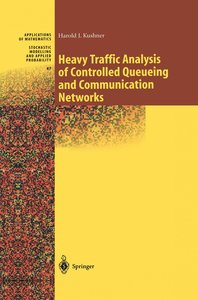 Heavy Traffic Analysis of Controlled Queueing and Communication