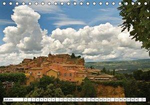Die Provence (Tischkalender 2016 DIN A5 quer)