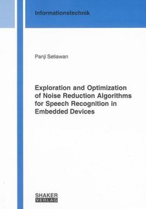 Exploration and Optimization of Noise Reduction Algorithms for S
