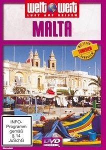 Welt weit Malta. DVD-Video