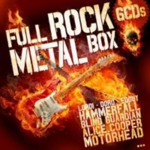 Full Rock & Metal Box-The Ultimate Collection