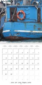 Maritime Impressions (Wall Calendar 2015 300 × 300 mm Square)