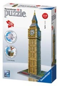 Big Ben. 3D Puzzle (216 Teile)