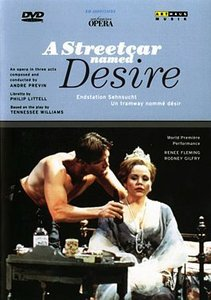 André Previn - A Streetcar Named Desire