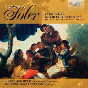 Soler:Keyboard Sonatas&Concertos