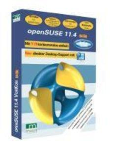 openSUSE 11.4 64 Bit