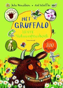 Het Gruffalo lente natuurspeurboek / druk 1