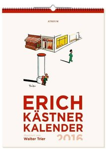 Erich Kästner Kalender 2016