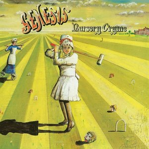 Nursery Cryme (2016 Reissue LP)