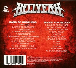 Blood For Blood/Band Of Brothers