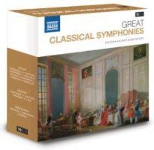 Grosse klassische Symphonien