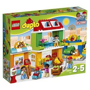 LEGO® DUPLO® 10836 - Stadtviertel