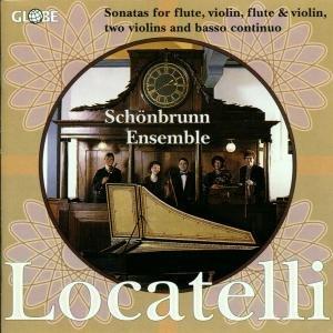 Flute and Violin Sonatas
