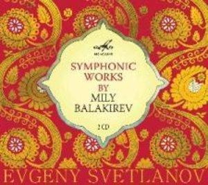 Svetlanov, E: Sinfonische Werke