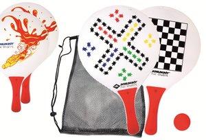 Schildkröt - Beachball Set Spiele, inkl. Spielezubehör