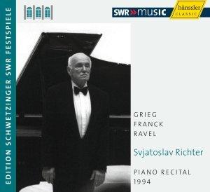 Klavierrecital 1994