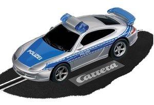 Carrera 62288 - GO!!! Police Check, Rennbahn mit Polizei Porsche