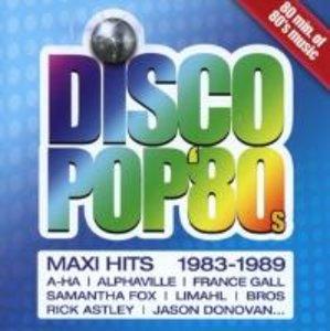 Discopop 80s-Maxi Hits