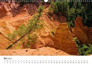 Malerische Provence (Wandkalender 2016 DIN A3 quer)