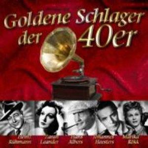 Goldene Schlager Der 40er