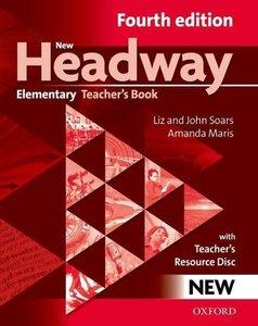 New Headway Elementary: Teacher's Book and Teacher's Resource Di
