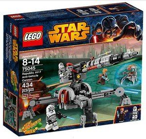 LEGO® Star Wars 75045 -Republic AV-7 Anti-Vehicle Cannon