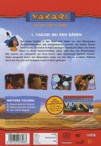 """Yakari 03. """"Yakari bei den Bären"""""""