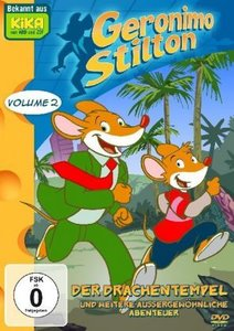 Geronimo Stilton (Volume 02) - Der Drachentempel