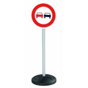 BIG 1198 - Signs-Mega-Set, Verkehrszeichen, 6 Stück