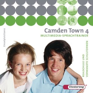 Camden Town 4. Multimedia-Sprachtrainer. CD-ROM