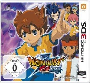3DS Inazuma Go: Schatten. Für Nintendo 3DS