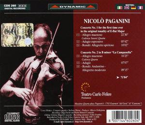 Paganini auf Paganinis Violine