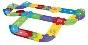 VTech 148404 - Tut Tut Baby Flitzer: Straßen Erweiterungsset, gr