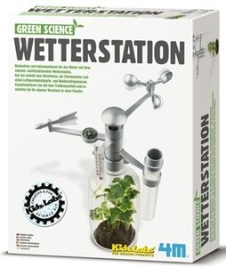 HCM 63279 - Green Science: Wetterstation