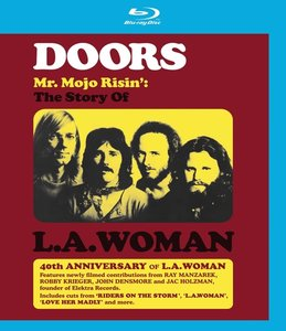 MR Mojo Risin\': The Story Of L.A.Woman (Bluray)
