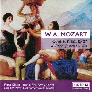 Mozart Quintets+Quartet