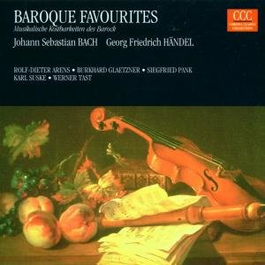 Baroque Favourites-Musikalische Kostbarkeiten
