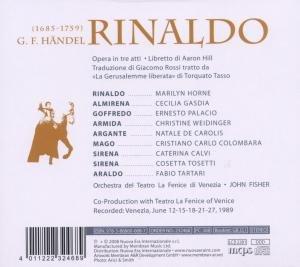 Händel: Rinaldo